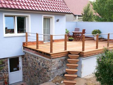 Terrasse balkon